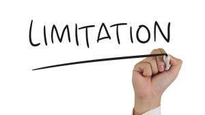 Limitation