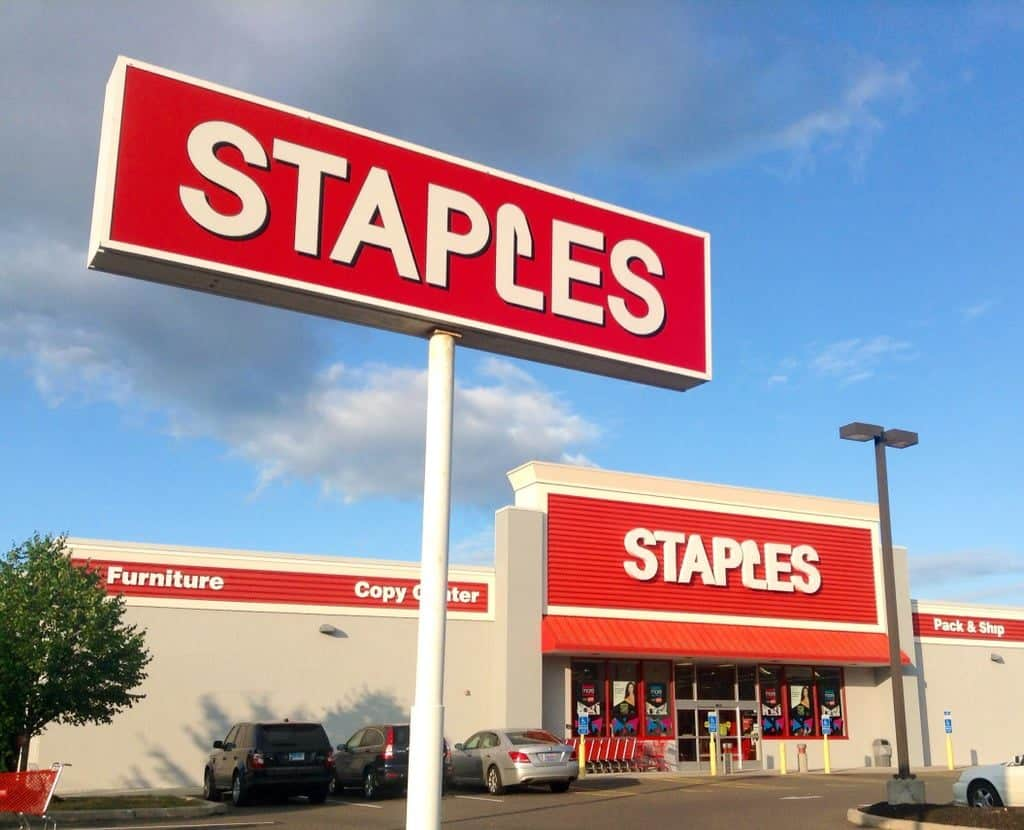Staple Store Image