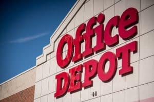 Office depot price match