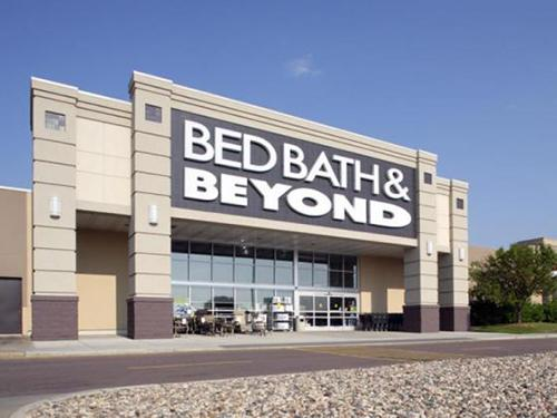 Bad Bath and Beyond Storefront