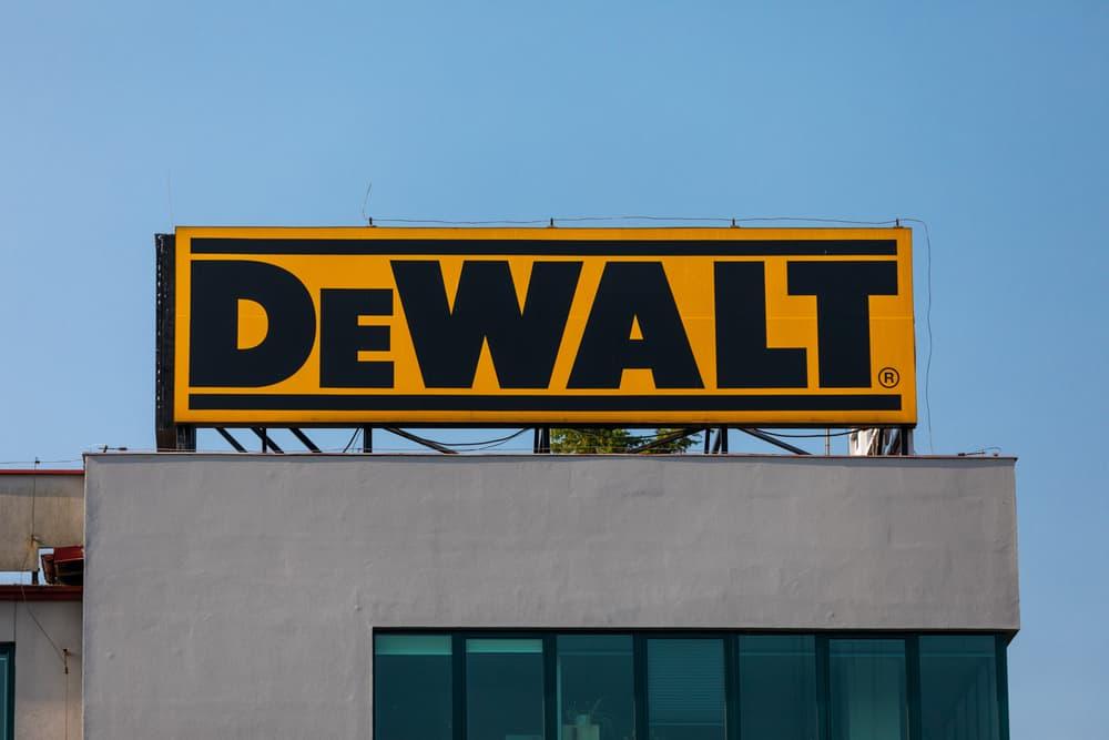 DeWalt Black Friday Deals