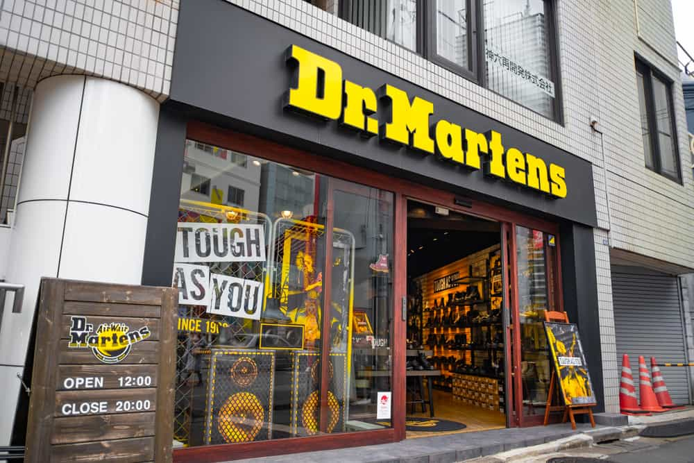Doc Martens Black Friday